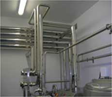 Wycliff Services Projects Process and Pipework